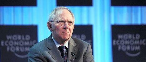 Grèce : le ministre allemand des Finances Schäuble envisage sa démission | Allemagne | Scoop.it