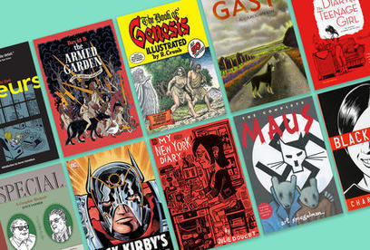 "The Greatest Graphic Novels of All Time | Jack ""King"" Kirby 