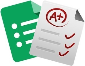 Control Alt Achieve: The Ultimate Guide to Creating Assessments with Google Forms | Using Google Drive in the classroom | Scoop.it