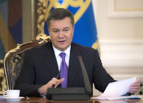 Ukraine protesters have 'crossed the limits', says Yanukovych | Law and legal | Scoop.it