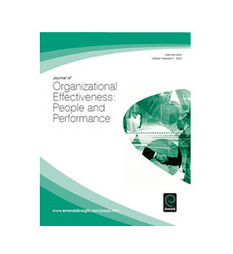 Journal of Organizational Effectiveness: People & Performance | Lancaster University | Improving Organizational Effectiveness & Performance | Scoop.it