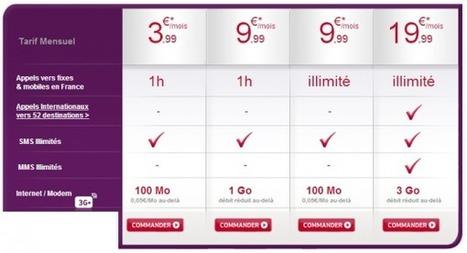 Virgin Mobile : des nouveaux forfaits IDOL disponibles ! | Geeks | Scoop.it
