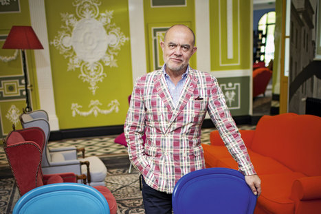Arles: l'âme de Christian Lacroix - Paris Match | Hôtel Jules César | Scoop.it