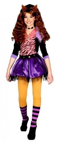 Déguisement Monster High™ Clawdeen Wolf | déguisement enfant | Scoop.it