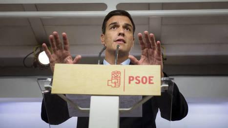 Medios internacionales: golpe de Estado en el PSOE para dar el Gobierno a Rajoy. Noticias de España | Utopías y dificultades. | Scoop.it
