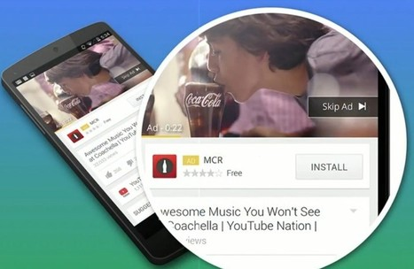 Google Courts App Marketers With New AdWords Features For Search, Display, YouTube | Social Media Marketing | Scoop.it