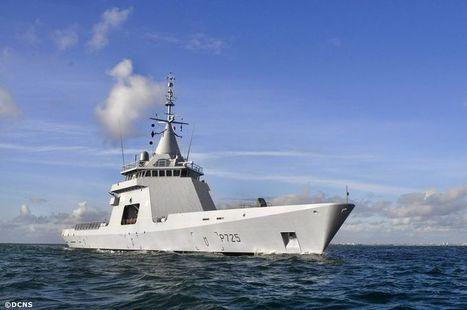 Défense : DCNS se lance à l'abordage de l'Afriq...   Veille Domaine Naval   Scoop.it