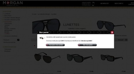 ecommerce : La page de livraison : comment l'optimiser ? | Web Marketing Magazine | Scoop.it