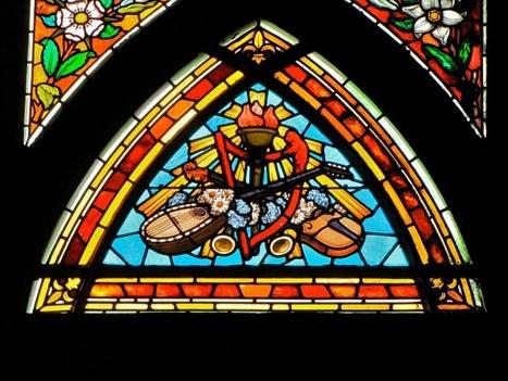 ART NOUVEAU STAINED GLASS | Művészet és fantázia -Art and fantasy | Scoop.it
