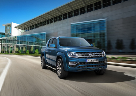 Công bố giá xe bán tải Volkswagen Amarok 2017   napthungcanopy   Scoop.it