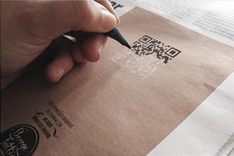Utilisation d'un QR Code pour recruter un tatoueur ! | Le blog de la connaissance client | Scoop.it