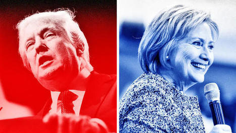Where #Clinton And #Trump Stand On #Cybersecurity And #Privacy | #Security #InfoSec #CyberSecurity #Sécurité #CyberSécurité #CyberDefence & #DevOps #DevSecOps | Scoop.it
