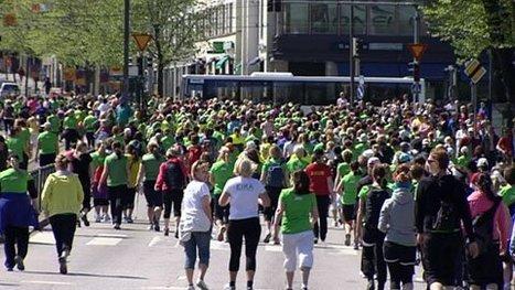 Over 18,000 Run Women's 10km | Women & Sports | Scoop.it