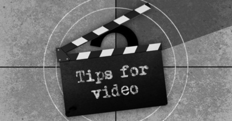 8 Video Tips to enhance your e-learning courses - eFront Blog | e-learning technologies and video services in education | Scoop.it