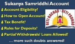 Benefits of Sukanya Samriddhi Account   Exam result 2013   Scoop.it