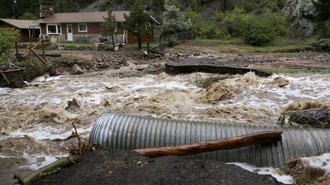 'Biblical' Flooding Rages In Colorado : NPR | Biblical News | Scoop.it