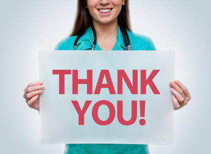 The Burden of a Timely Thank You | Life @ Work | Scoop.it