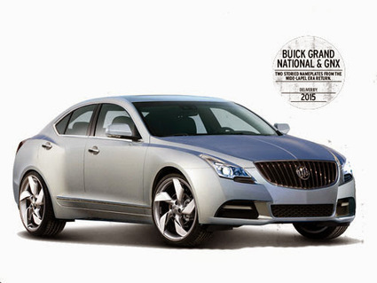 Record Breaking 2015 Buick Grand National | Website Bookmarks | Scoop.it