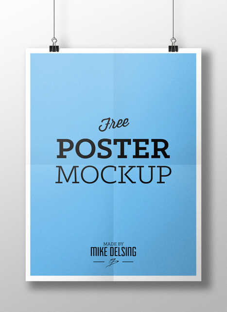 80+ Incredible Free PSD Mockups for Designers | Publi | Scoop.it