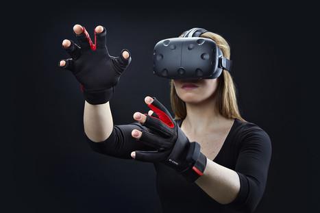 Manus VR: Los guantes para interactuar con la realidad virtual | Estrategias de Innovación: | Scoop.it
