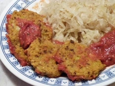 Polpette di seitan mediterranee – Vegan blog   Alimentazione Naturale, EcoRicette Veg e Vegan   Scoop.it
