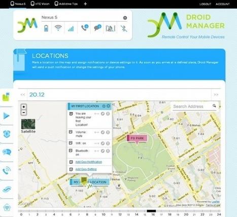 Controla todos los dispositivos Android e iOS que - El Androide Libre | Aplicaciones SmartPhones | Scoop.it
