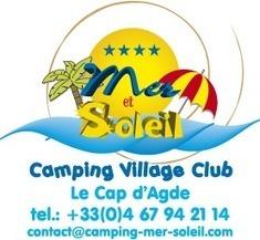 Mer et Soleil : Animations & Activités : Programme des animations du Camping - Camping **** Cap d'Agde Hérault Languedoc Méditerranée   Tourisme: Les clubs enfants   Scoop.it