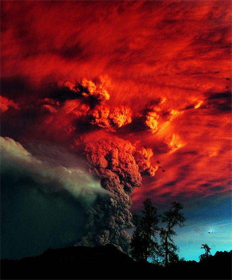 The Awe Inspiring Fury of Mother Nature in Photographs | All about nature | Scoop.it
