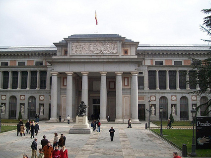 Spain Madrid Tours: The Golden Triangle of Art | Madrid Trending Topics and Issues | Scoop.it