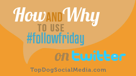 Real Talk: Does Anyone Care About #FollowFriday Anymore? | Public Relations & Social Media Insight | Scoop.it