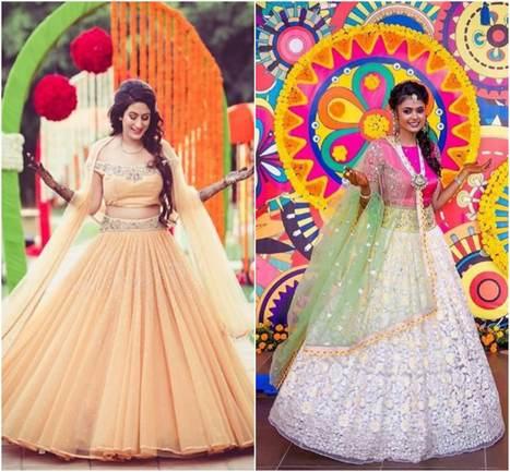 7 Inspirations & Looks That Every Bride Should Have For Her Mehendi Ceremony ! | Weddingplz | Weddingplz | Scoop.it