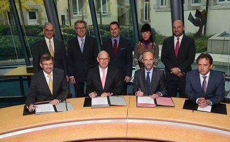 ArcelorMittal baut neues Bürohaus: Spuerkeess übernimmt Arbed-Gebäude | Luxembourg (Europe) | Scoop.it
