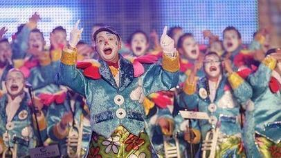 La murga Bambones se consagra en el carnaval chicharrero ... - ABC.es | Murgas de Tenerife | Scoop.it