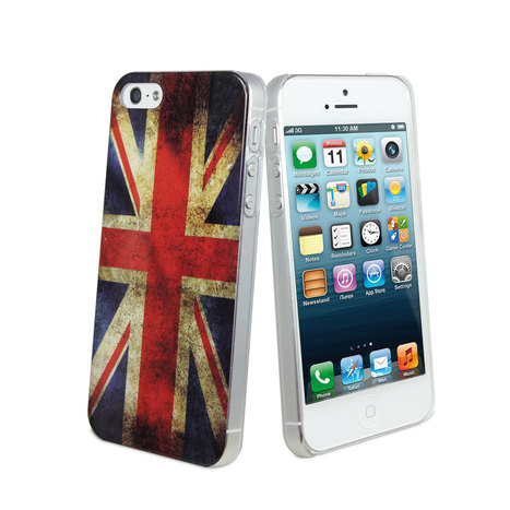 Muvit hull flag UK Vintage – IPhone cover 5 | High-Tech news | Scoop.it