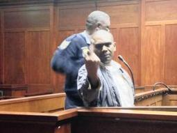 Sword killer accused admits cover-up - Independent Online | The Sword Crime Blotter | Scoop.it