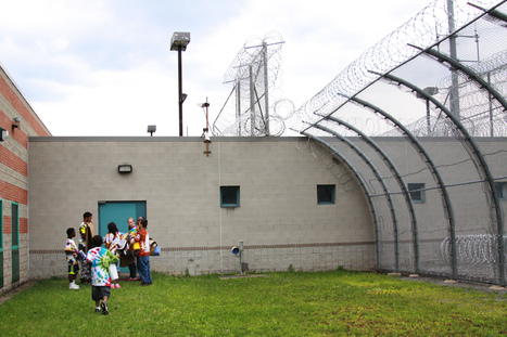 Summer Camp In State Prison: A Chance To Bond With Dad | Humanizing Justice | Scoop.it