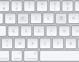 Le clavier Aæzeœrty pour remplacer le clavier Azerty, avec lequel «il est presque impossible d'écrire en français correctement» | Jisseo - Imagineering & Making | Scoop.it