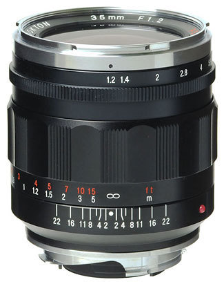 Voigtlander announced a new Nokton 1,2/35mm lens | Photography Gear News | Scoop.it