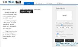 GIFMaker.me : un outil en ligne pour créer facilement des GIF animés | TICE & FLE | Scoop.it