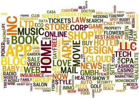 Yeni Domain Uzantılarıyla Yeni Para Kazanma Siteleri | İnternetten para kazanma da motivasyon önemli | Scoop.it