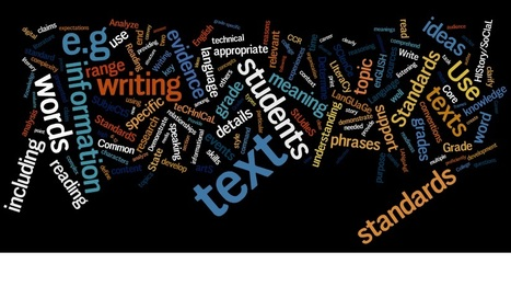 Wordle - Common Core ELA | CCSS News Curated by Core2Class | Scoop.it