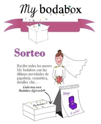 Mi boda gratis: Bodabook sortea 6 cajas sorpresa My Bodabox | Tu Foto de Bodas | Scoop.it