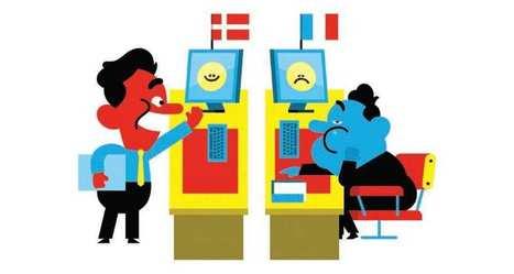 Aussi heureux qu'un Danois au travail | Centre des Jeunes Dirigeants Belgique | Scoop.it