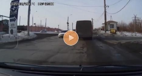 Un accident improbable - Last-Video.com | Good to know | Scoop.it