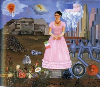 Frida Kahlo | Mixed American Life | Scoop.it