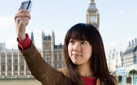Behold the tech-savvy, young and affluent Chinese traveller, coming to a country near you | Tourism Social Media | Scoop.it
