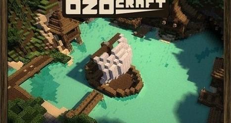 Ozocraft Resource Pack for Minecraft 1.7.5 | Minecraft Resource Packs | Scoop.it