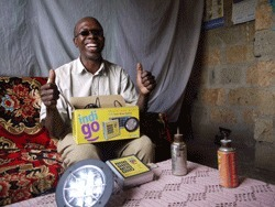 """Original idea: Energía solar de """"prepago"""" para países en desarrollo   El autoconsumo y la energía solar   Scoop.it"""