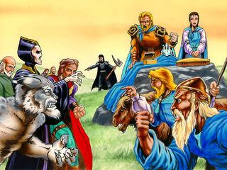 The Rune Under Water: Murder at Ronegarth | Glorantha News | Scoop.it