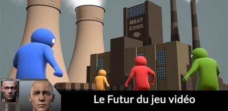 A quoi ressemblera le jeu vidéo de demain ?   IEFM'3d - école du jeu vidéo du web et de l'infographie 2D ou 3D   Jeux vidéo   Scoop.it